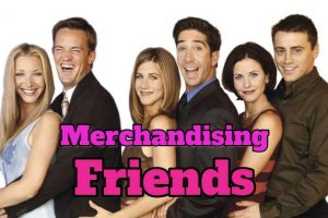 regalos merchandising de la serie friends