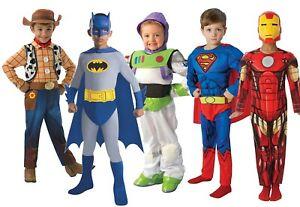 superheroes niños, disfraces de superheroes niños