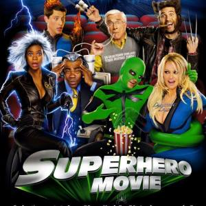superhero movie, ver pelicula superhero movie, trailer sinopsis
