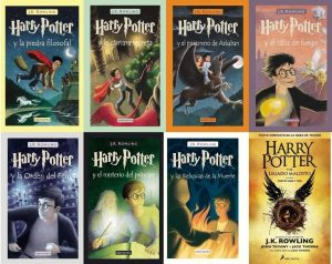 comprar los libros de harry potter