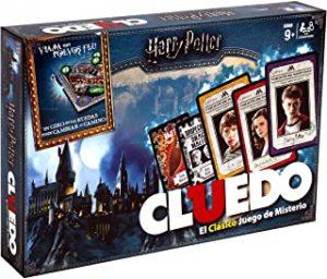 juegos de mesa harry potter cluedo