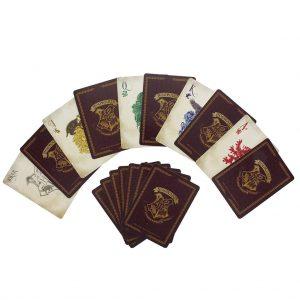 juego de cartas de harry potter, compralo en tu tienda friki de harry potter, juego de cartas harry potter