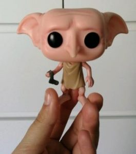 muñecos, figuras y funko pop de dobby harry potter