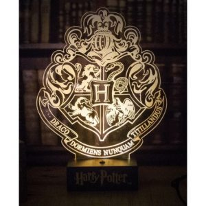 lamparas harry potter, lampara harry potter de techo mesa o pared