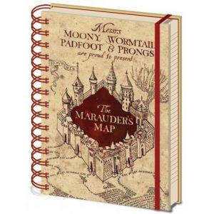 libretas harry potter, cuaderno harry potter, diario harry potter
