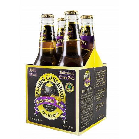 cerveza de mantequilla harry potter - flying cauldron