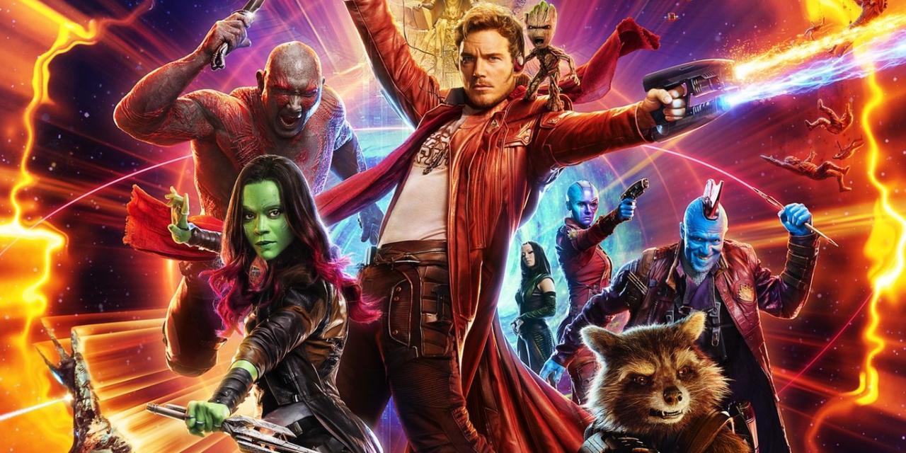 Guardianes de la Galaxia Vol. 2 las 50 mejores películas de superhéroes