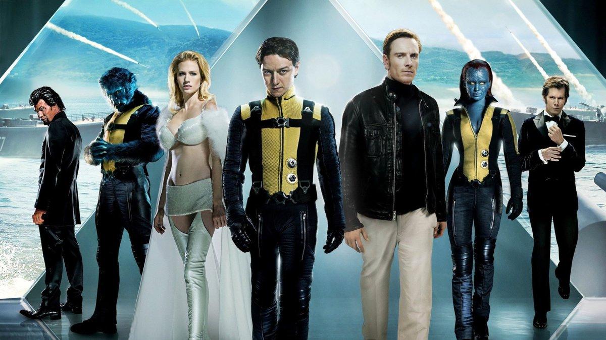Xmen first class las 50 mejores películas de superhéroes