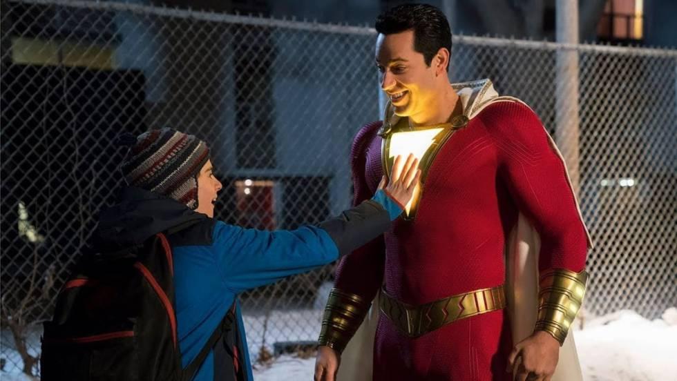 Shazam! las cincuenta mejores películas de superhéroes