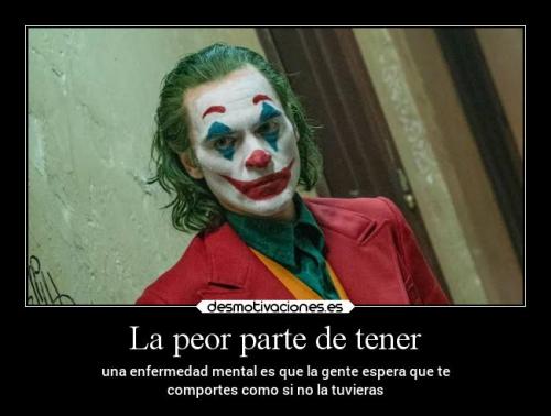 Frases del Guason (Joker) Joaquin Phoenix