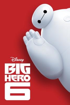 Big Hero 6 las 50 mejores películas de superhéroes