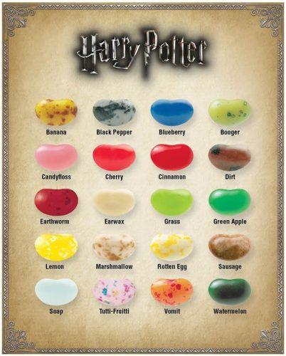 3 Bertie Botts Grageas Todos Los Sabores Harry Potter Envio