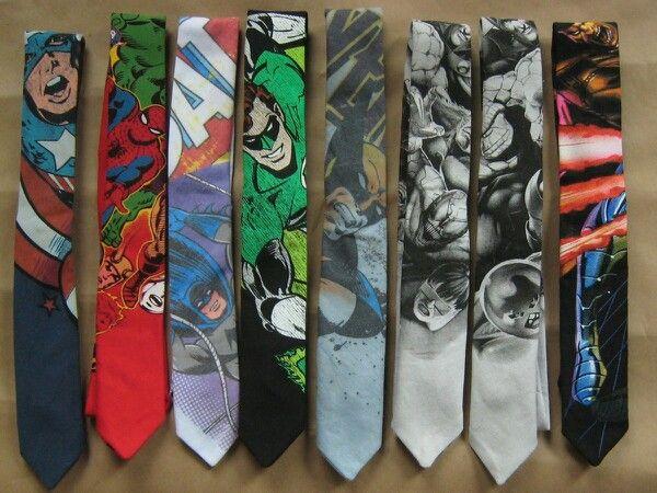 corbatas frikis, corbatas graciosas, corbatas originales