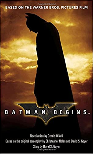 Batman Begins top 50 peliculas de superheroes