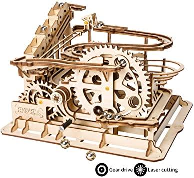 maqueta para montar de madera, maquetas originales, maquetas para construir adultos