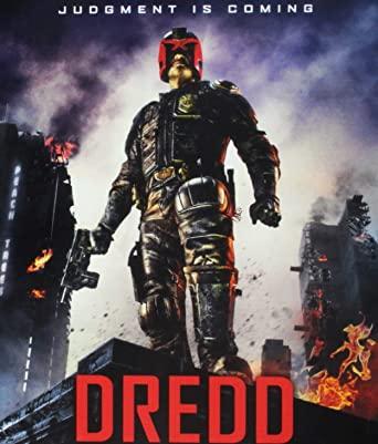 Dredd una de las mejores películas de superhéroes de imdb