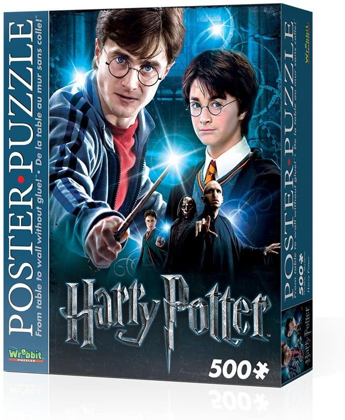 puzzles de harry potter rompecabezas de harry potter y sus personajes