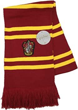 Harry Potter, Bufanda Gryffindor Ultra Suave, 100% original Warner Bros