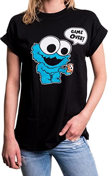 camiseta friki mujer