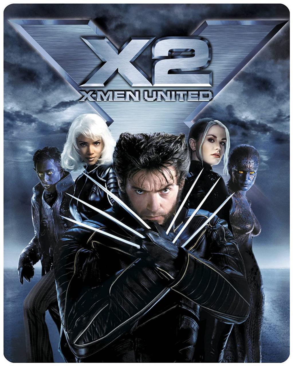 X-Men 2 mejores peliculas de superheroes