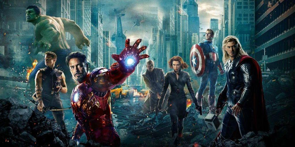 las mejores peliculas de super heroes vengadores marvel