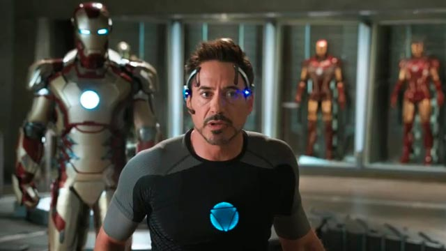 Ironman 3, ¿personaje o actor? > Cineforever Cine el septimo arte, las mejores peliculas de superheroes