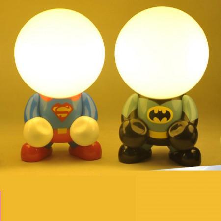 Lamparas superheroes :: Lo+freaky