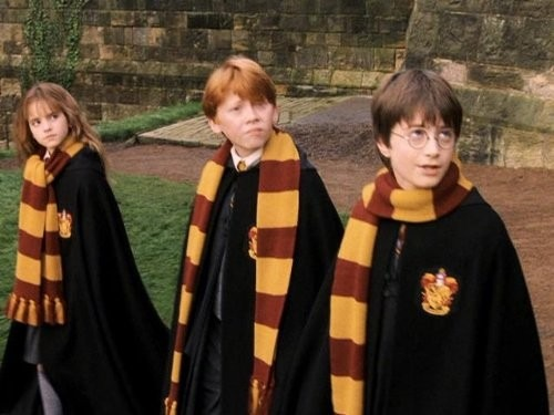 Cómo hacer una bufanda de Harry Potter, comprar bufanda harry potter