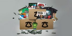 comprar cajas sorpresa frikis, cajas frikis mensuales, cajas misteriosas de regalo
