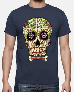 camisetas de calaveras mexicanas, comprar camiseta calavera mexicana, camiseta calavera mexicana