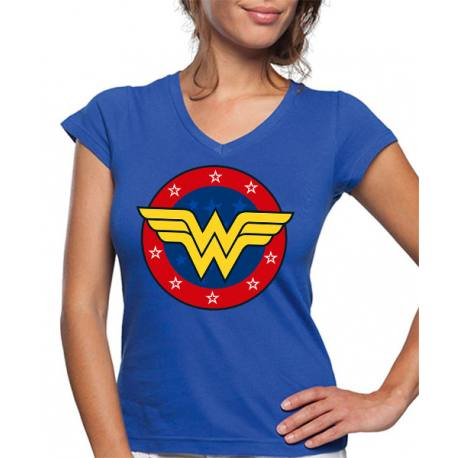 Comprar camiseta divertida de mujer frikis camiseta friki mujer