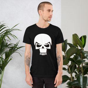 camiseta de calavera the punisher, comprar camiseta con calaveras, camiseta de calavera