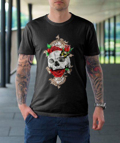 comprar camiseta de calaveras, camisetas de calaveras, camisetas con calaveras