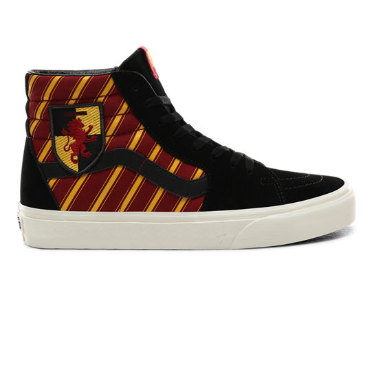 Zapatillas Gryffindor Sk8-Hi de Vans Harry Potter, zapatillas casa niño harry potter