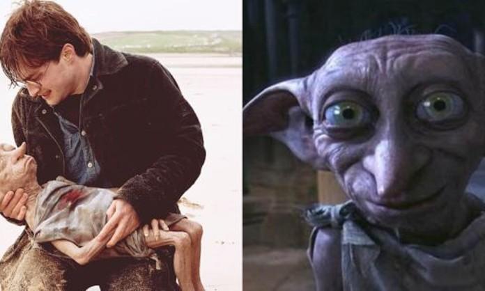 J.K.Rowling se disculpa por muerte del elfo doméstico Dobby en Harry Potter