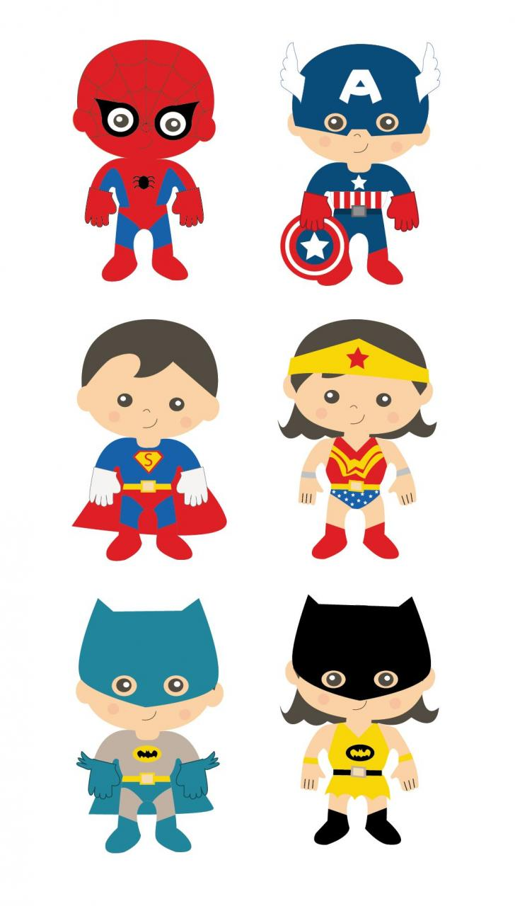 Fiesta de cumpleaños de Superhéroes | Cumpleaños niños, Fiesta de ...