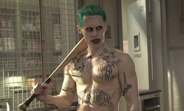 tatuajes del guason tatuajes del joker jared leto tatuajes del joker guason