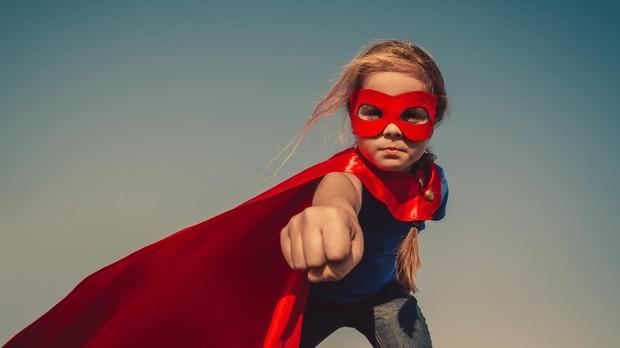 Los superhéroes permiten a los niños pensar en objetivos ...