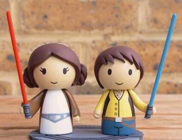 muñecos de torta frikis, muñecos frikis para tortas de bodas, novios tarta frikis