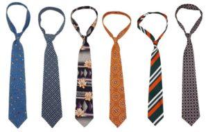 como hacer nudo de corbata fino o pequeño