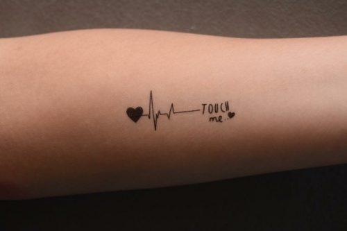 tatuajes frikis pequeños, tatuajes de tamaño pequeño originales
