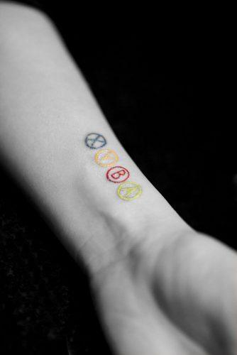 tatuajes frikis videojuegos pequeños