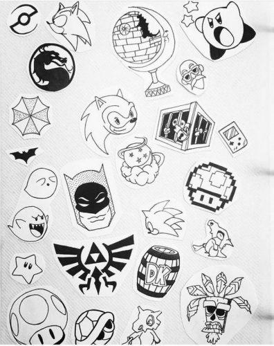plantillas de tatus originales, plantillas de tatuajes originales