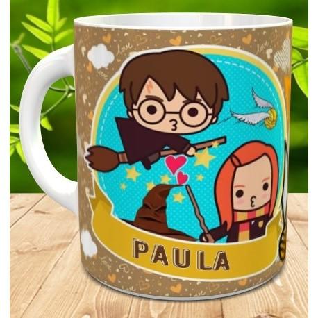 Taza Harry Potter, tazas mágicas harry potter