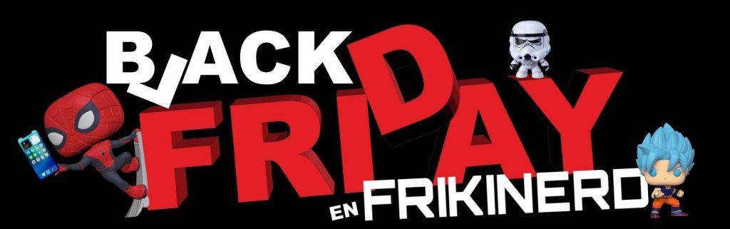 black friday frikinerd, compra regalos frikis en frikinerd en OFERTAS Black Friday