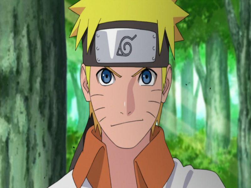 Cumpleaños Naruto con cosas originales