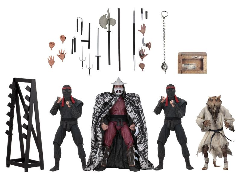 Figuras NECA varios personajes