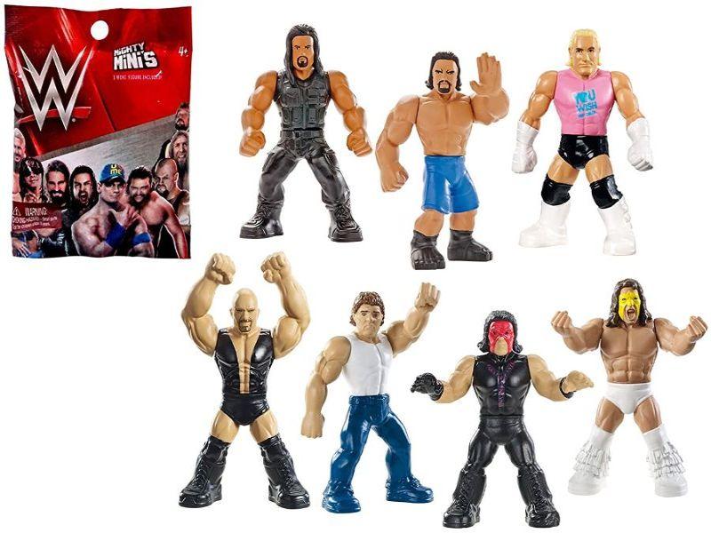 Figuras WWE reales