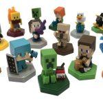 Figuras de Minecraft oficiales