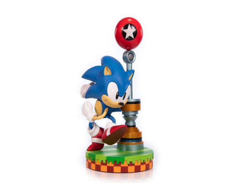 Figuras de Sonic originales